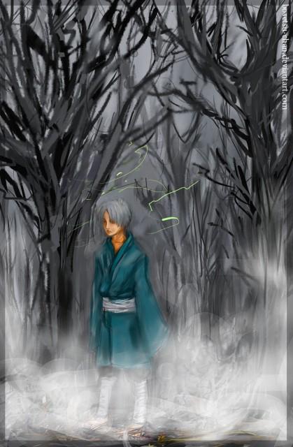 Mushishi, Ginko, Member Art