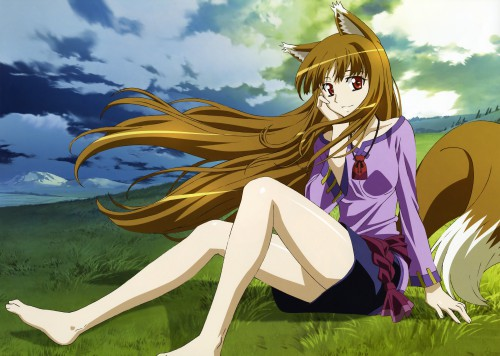 Arakawa Megumi, Spice and Wolf, Horo