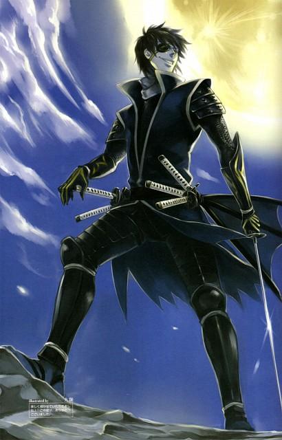 Makoto Tsuchibayashi, Capcom, Sengoku Basara 2 Visual & Sound Book Vol. 3, Sengoku Basara, Masamune Date