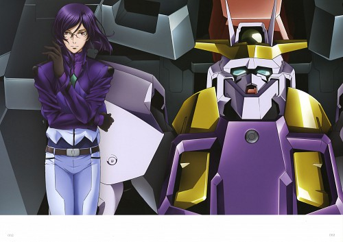Sunrise (Studio), Mobile Suit Gundam 00, Mobile Suit Gundam 00 Illustrations Innovation, Tieria Erde