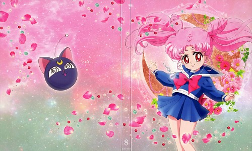 Yukie Sakou, Toei Animation, Bishoujo Senshi Sailor Moon, Luna-P, Chibi Usa