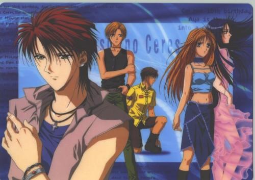 Yuu Watase, Studio Pierrot, Ayashi no Ceres, Ceres (Ayashi no Ceres), Aya Mikage