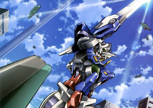 Sunrise (Studio), Mobile Suit Gundam 00, Gundam Perfect Files