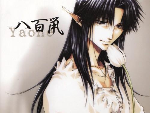 Kazuya Minekura, Studio Pierrot, Saiyuki, Yaone