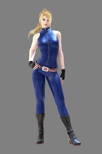 Sega, Virtua Fighter, Sarah Bryant