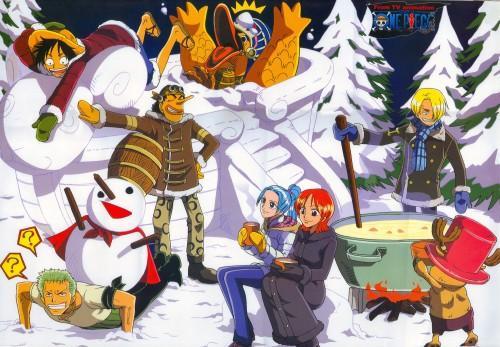 Eiichiro Oda, One Piece, Monkey D. Luffy, Nefeltari Vivi, Carue
