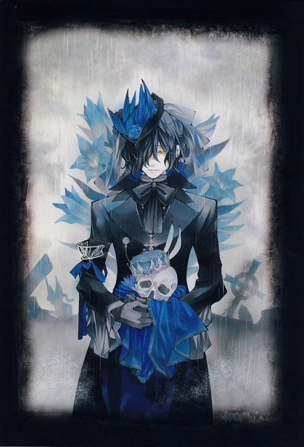 Jun Mochizuki, Xebec, Pandora Hearts, Pandora Hearts ~odds and ends~, Gilbert Nightray