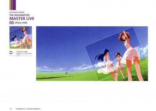 Annindofu, A-1 Pictures, Namco, Idol Master, Ritsuko Akizuki