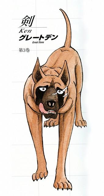 Ken (Ginga: Nagareboshi Gin)