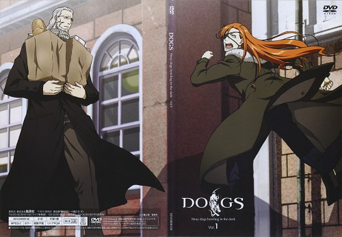 David Production, Dogs: Bullets and Carnage, Mihai Mihaeroff, Badou Nails, DVD Cover