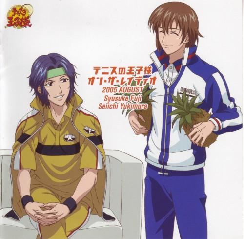 Takeshi Konomi, J.C. Staff, Prince of Tennis, Shusuke Fuji, Seiichi Yukimura