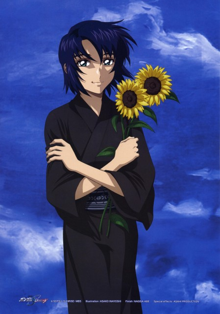 Sunrise (Studio), Mobile Suit Gundam SEED Destiny, Athrun Zala