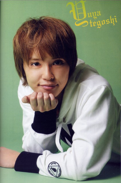 Yuya Tegoshi Wallpaper And Scan Gallery Minitokyo