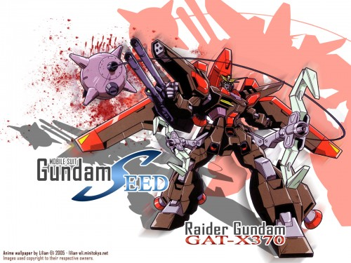Sunrise (Studio), Mobile Suit Gundam SEED Wallpaper