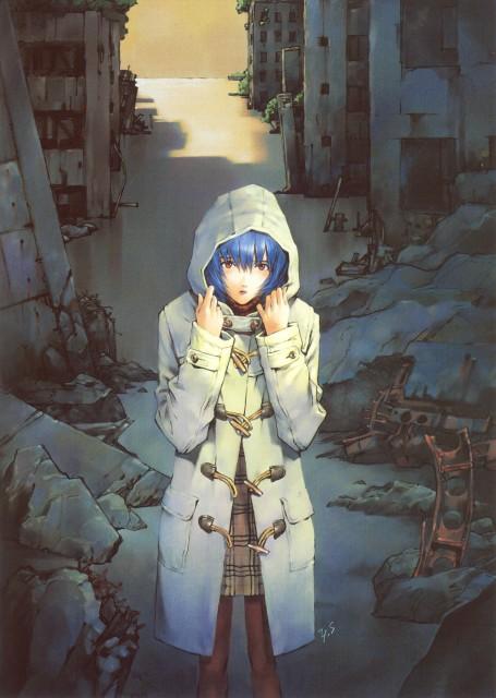 Yoshiyuki Sadamoto, Gainax, Neon Genesis Evangelion, Carmine, Die Sterne