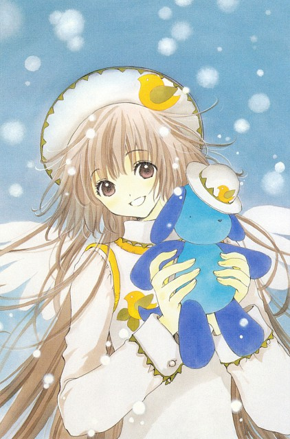 CLAMP, Kobato, Kobato. Illustration&Memories, Kobato Hanato, Ioryogi