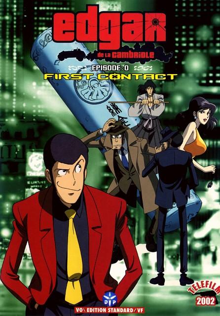 TMS Entertainment, Lupin III, Arsene Lupin III, Daisuke Jigen, Fujiko Mine