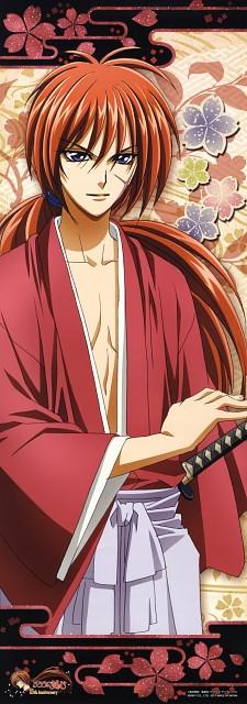 Nobuhiro Watsuki, Atsuko Nakajima, Studio DEEN, Rurouni Kenshin, Kenshin Himura