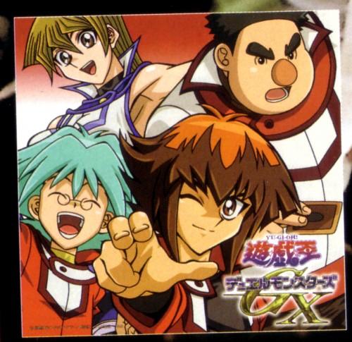 Kazuki Takahashi, Studio Gallop, Yu-Gi-Oh GX, Hayato Maeda, Judai Yuki