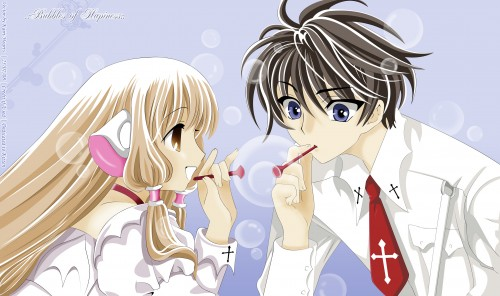 CLAMP, Madhouse, X, Chobits, Chii