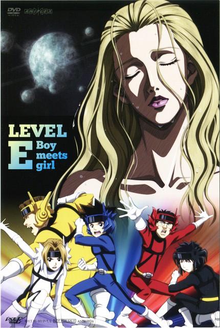 Yoshihiro Togashi, David Production, Level E, Yoshiki Shimizu, Taiyou Akagawa