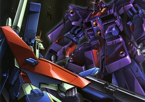 Sunrise (Studio), Mobile Suit Zeta Gundam, Mobile Suit Gundam - Universal Century, Mobile Suit Gundam Double Zeta, Gundam Perfect Files