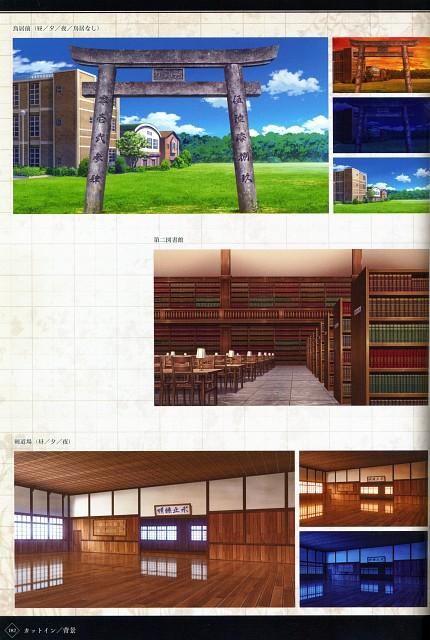 Melo, Idea Factory, Suuran Digit Official Fanbook, Suuran Digit