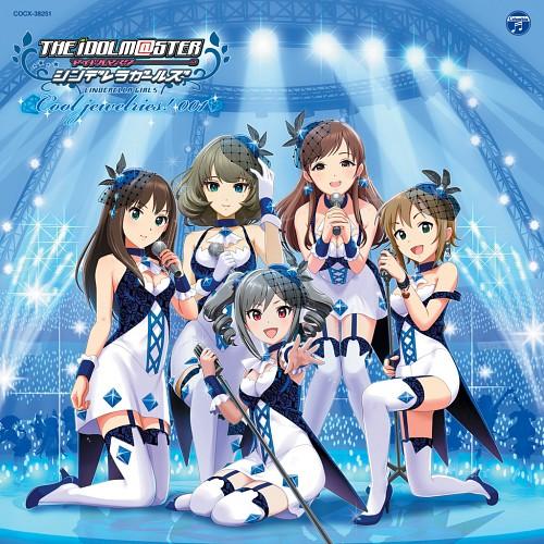Idol Master, Idol Master: Cinderella Girls, Rin Shibuya, Riina Tada, Minami Nitta