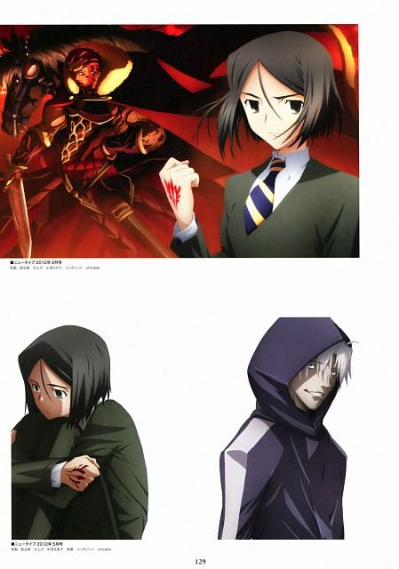 Ufotable, TYPE-MOON, Fate/Zero, Fate/Zero Animation Visual Guide II, Waver Velvet