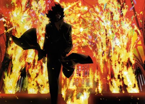 Toshihiro Kawamoto, Sunrise (Studio), Cowboy Bebop, Vincent Volaju