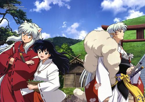 Sunrise (Studio), Inuyasha, Inuyasha (Character), Sesshoumaru, Kagome Higurashi