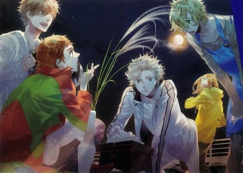 Kazuaki, Starry Sky, Suzuya Tohzuki, Kanata Nanami, Naoshi Haruki