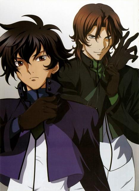 Sunrise (Studio), Mobile Suit Gundam 00, Setsuna F. Seiei, Lockon Stratos