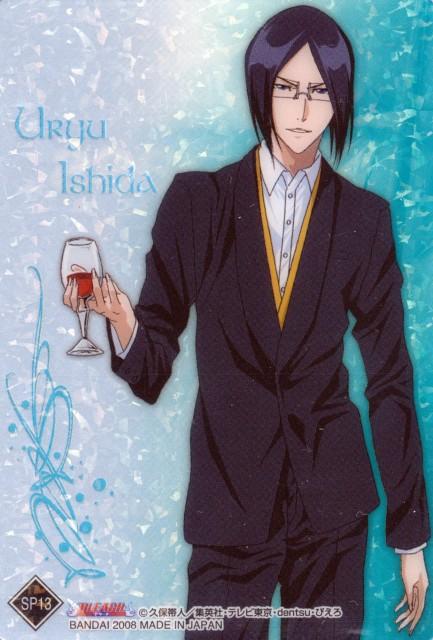 Studio Pierrot, Bleach, Uryuu Ishida, Trading Cards