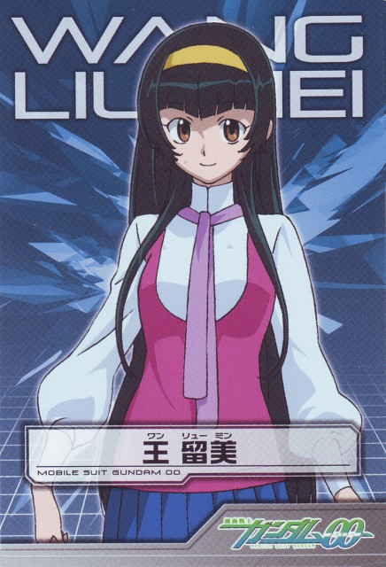 Mobile Suit Gundam 00, Wang Liu Mei
