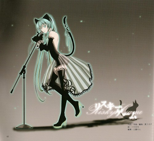 KurousaP Works Collection, Vocaloid, Miku Hatsune