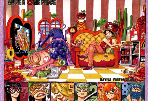 Eiichiro Oda, Toei Animation, One Piece, Nami, Nico Robin