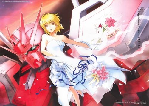 Chimaki Kuori, Mobile Suit Gundam SEED Destiny, Cagalli Yula Athha