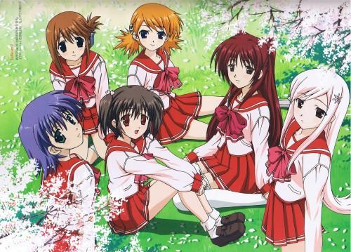 AQUAPLUS, To Heart 2, Tamaki Kousaka, Lucy Maria Misora, Konomi Yuzuhara