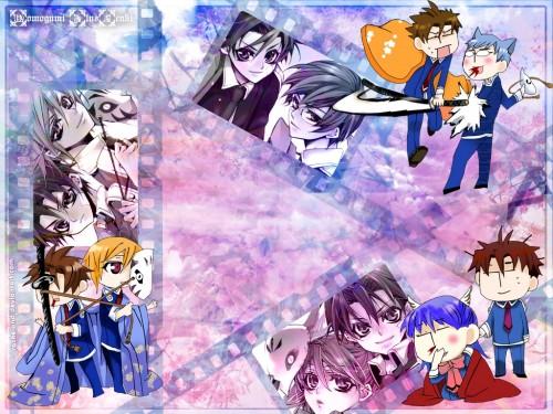 Eri Sakondou, Momogumi PLUS Senki, Sawa Kouenji, Yukishiro Kijinogi, Yuuki Momozono Wallpaper
