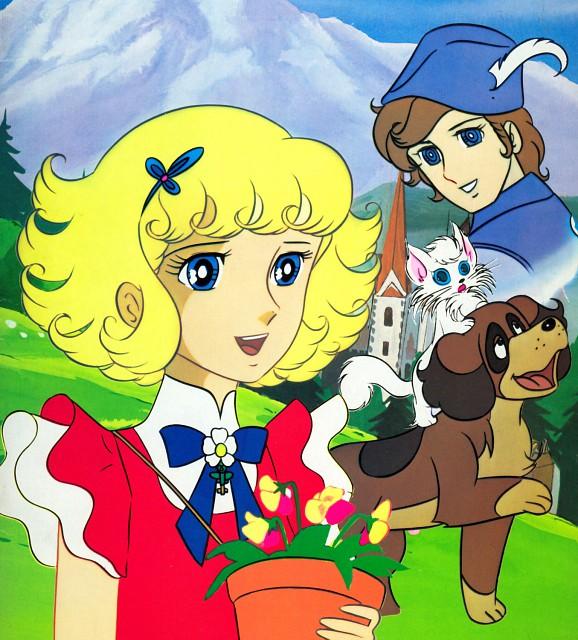 Toei Animation, Hana no ko Lunlun, Cato, Nubo, Serge (Lunlun)