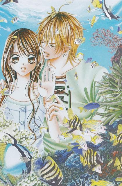Kotomi Aoki, Boku no Hatsukoi wo Kimi ni Sasagu, Takuma Kakinouchi, Mayu Taneda, Postcard