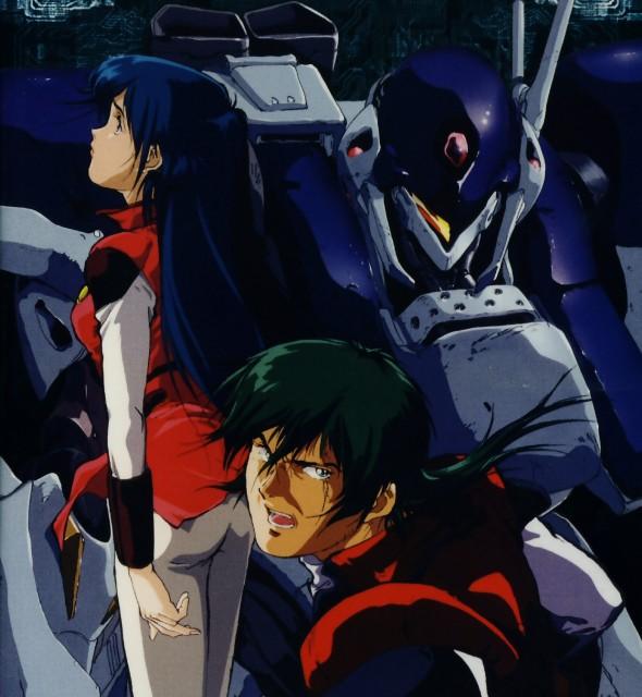 Tekkaman Blade, Aiba Takaya, Aki Kisaragi