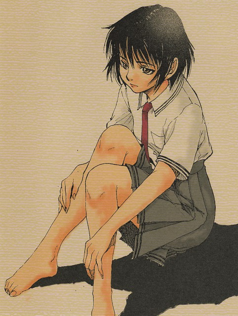 Kei Toume, Hitsuji no Uta, Hitsuji no Uta Ilustration, You Yaegashi