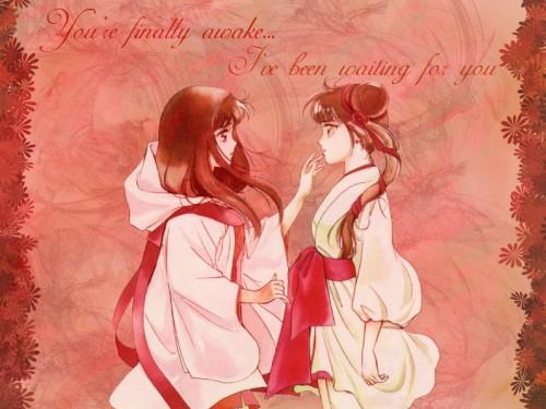 Narumi Kakinouchi, Vampire Princess Miyu, Miyu, Ranka (Vampire Princess Miyu) Wallpaper