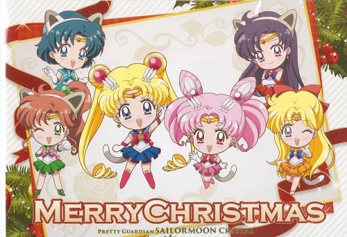 Toei Animation, Bishoujo Senshi Sailor Moon, Sailor Venus, Sailor Mercury, Sailor Chibi Moon