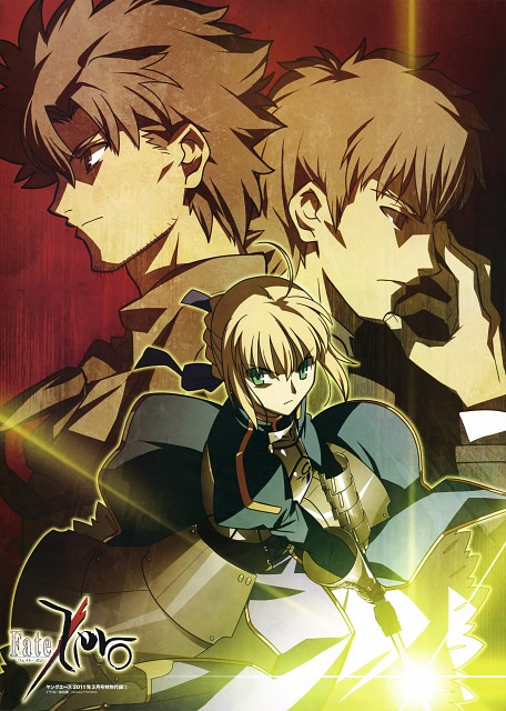 Takashi Takeuchi, Ufotable, TYPE-MOON, Fate/Zero, Saber