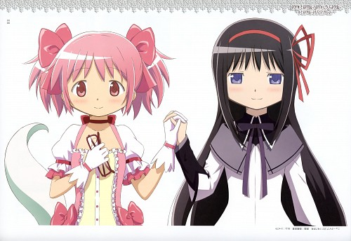 Ume Aoki, Shaft (Studio), Puella Magi Madoka Magica, You Are Not Alone, Homura Akemi