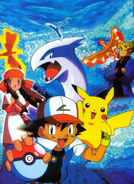 OLM Digital Inc, Nintendo, Pokémon, Ash Ketchum, Pikachu