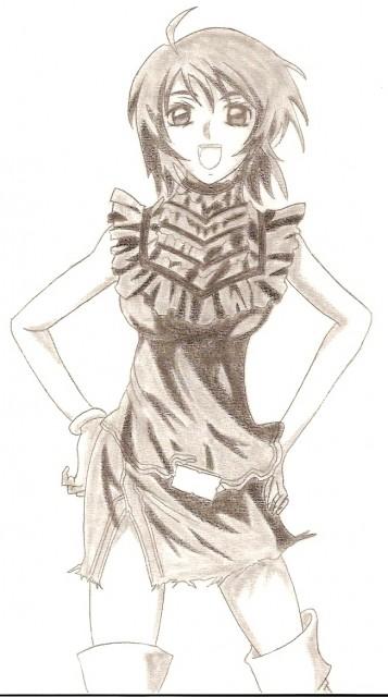 Sunrise (Studio), Mobile Suit Gundam SEED Destiny, Lunamaria Hawke, Member Art